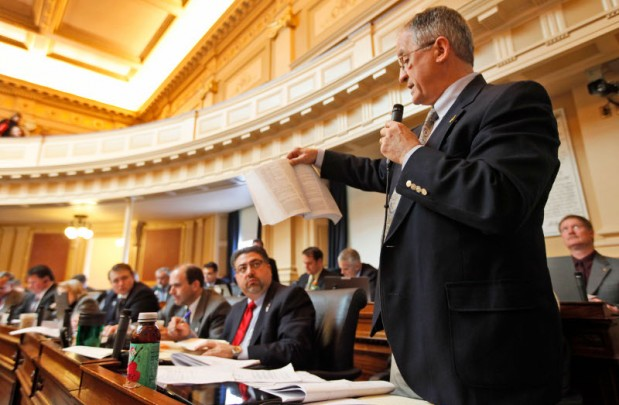 Virginia's House Passes 'Personhood,' Ultrasound Bills