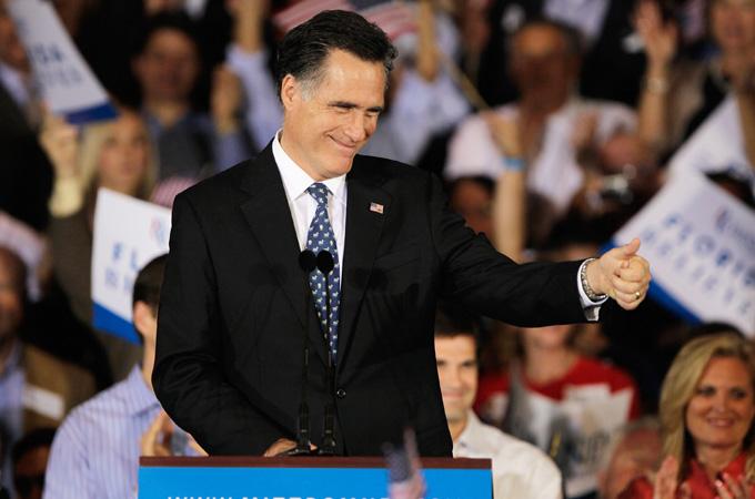 """Mitt Romney, """"Welfare Queen"""""""
