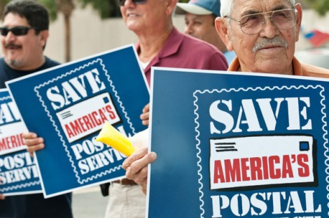 CISPA, Postal Service Bills Among Congress' Spring Cleaning