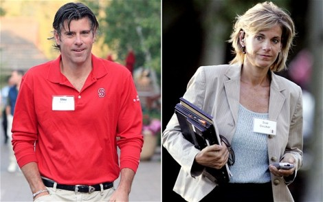 Former Yahoo Boss And Husband Agree $71 Million Divorce