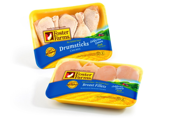 Salmonella Traced to Foster Farms Chicken