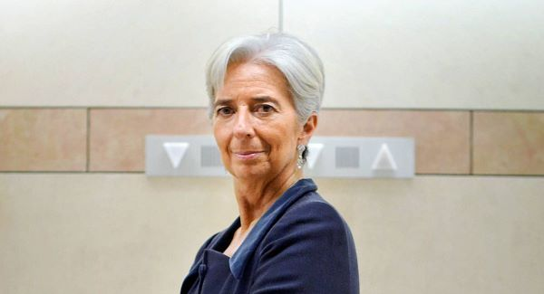 French police have searched the home of IMF chief Christine Lagarde today as part of a fraud investigation involving the country's former Prime Minister.