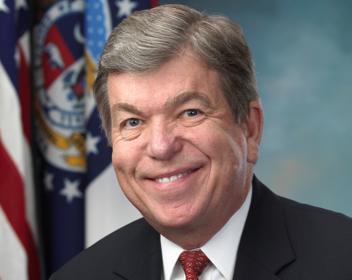 Republican Senator Roy Blunt of Missouri