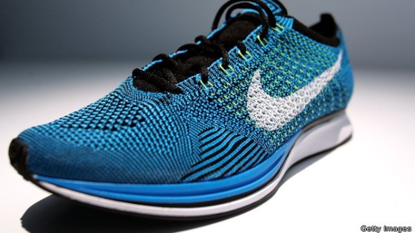 Nike Inc is the largest athletic apparel company in the world